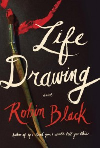 Life Drawing - Robin Black