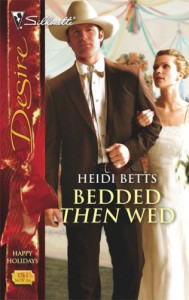 Bedded Then Wed - Heidi Betts