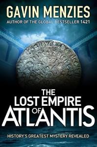 Lost Empire Of Atlantis Export Edition - Gavin Menzies