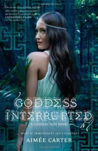 Goddess Interrupted - Aimee Carter