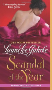 Scandal of the Year - Laura Lee Guhrke