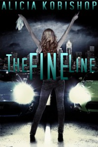 The Fine Line - Alicia Kobishop