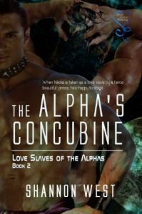 The Alpha's Concubine - Shannon West