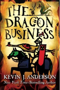The Dragon Business - Kevin J. Anderson, James Langton