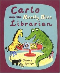 Carlo and the Really Nice Librarian - Jessica Spanyol