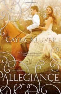 Allegiance (Harlequin Teen) - Cayla Kluver