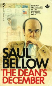 The Dean's December - Saul  Bellow, Bellow