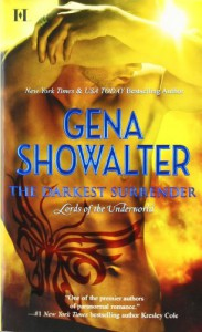 The Darkest Surrender - Gena Showalter