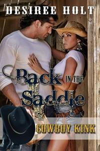 Back in the Saddle (Cowboy Kink) - Desiree Holt