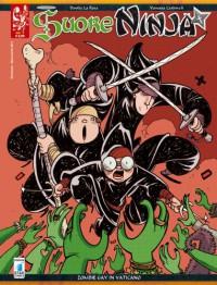 Suore Ninja n. 1 - Davide La Rosa;Vanessa Cardinali