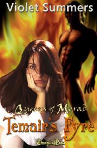 Temair's Fyre - Violet Summers