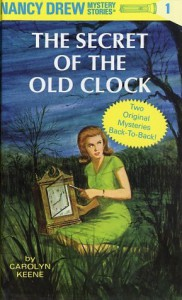 Nancy Drew Mystery Stories : The Secret of The Old Clock and The Hidden Staircase - Carolyn Keene
