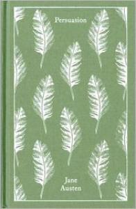 Persuasion - Jane Austen, Gillian Beer