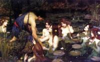 Tentacle Pool - Melanie Tushmore