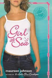 Girl at Sea - Maureen Johnson