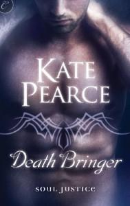 Death Bringer (Soul Justice) - Kate Pearce