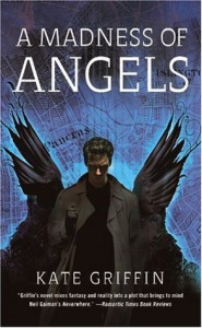 A Madness of Angels  - Kate Griffin