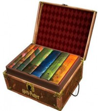 Harry Potter Hardcover Boxed Set, Books 1-7 -