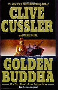 Golden Buddha (Oregon Files, #1) - Clive Cussler, Craig Dirgo