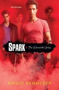 Spark (Elemental, #2) - Brigid Kemmerer
