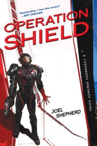 Operation Shield - Joel Shepherd