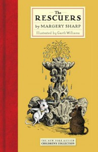 The Rescuers - Margery Sharp, Garth Williams
