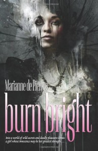 Burn Bright  - Marianne de Pierres
