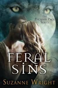 Feral Sins  - Suzanne  Wright