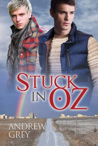 Stuck in Oz - Andrew  Grey