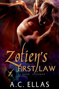 Zotien's First Law - A.C. Ellas