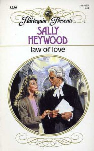 Law of Love - Sally Heywood