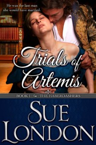 Trials of Artemis - Sue London