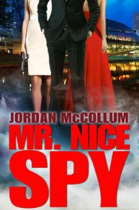 Mr. Nice Spy - Jordan McCollum