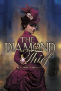 The Diamond Thief - Sharon Gosling