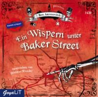 Ein Wispern unter Baker Street  - Ben Aaronovitch, Dietmar Wunder