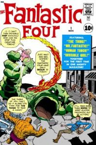 Fantastic Four Omnibus, Vol. 1 - Stan Lee, Jack Kirby