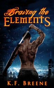 Braving the Elements (Darkness #2) - K.F. Breene