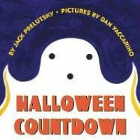 Halloween Countdown - Jack Prelutsky, Dan Yaccarino