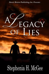 A Legacy of Lies - Stephenia McGee