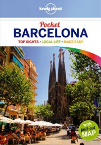 Lonely Planet Pocket Barcelona (Travel Guide) - Regis St. Louis, Lonely Planet