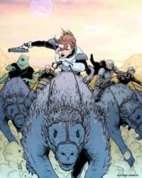 Copperhead Volume 2 (Copperhead Tp) - Scott Godlewski, Ron Riley, Jay Faerber