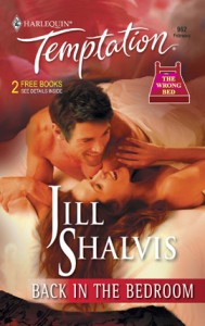 Back In The Bedroom - Jill Shalvis