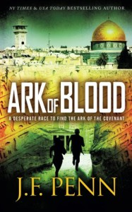 Ark of Blood: An ARKANE Thriller Book 3 (Volume 3) - J F Penn