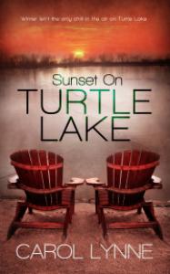 Sunset on Turtle Lake - Carol Lynne