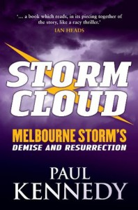 Storm Cloud - Paul Kennedy