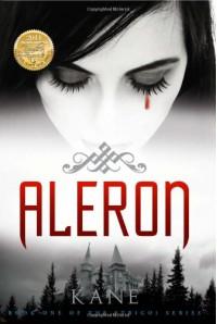 Aleron: Book One of Strigoi Series - Kane