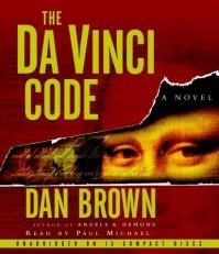 The Da Vinci Code  - Dan Brown, Paul Michael