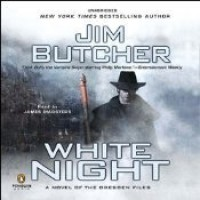 White Night (The Dresden Files, #9) - Jim Butcher,  James Marsters