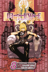 Death Note, Vol. 8: Target - Tsugumi Ohba, Takeshi Obata