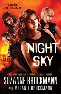 Night Sky - Suzanne Brockmann, Melanie Brockmann